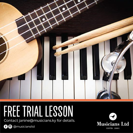 Musicians Free Trial Ad